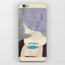 Wet Hair iPhone Skin