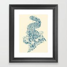 Horsemen of the Apocalypse Framed Art Print