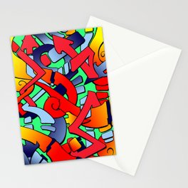 Tronstyler 1 Stationery Cards