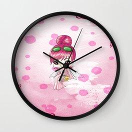 Chibi Morphine Wall Clock