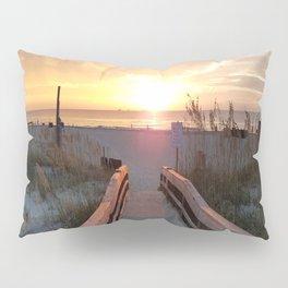 Good Morning Tybee Island Pillow Sham