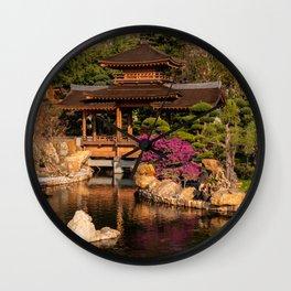 Nan Lian Garden, Hong Kong Wall Clock