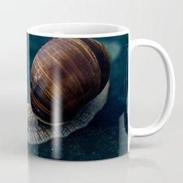 Blue Snail Coffee Mug