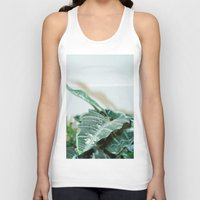 plant Tank Tops featuring Plant by Katalyst