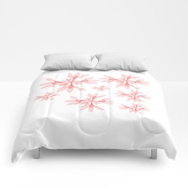floral pattern Comforters