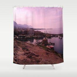 Illustration,  photo, nature Shower Curtain