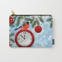 Christmas or New Year decoration Carry-All Pouch