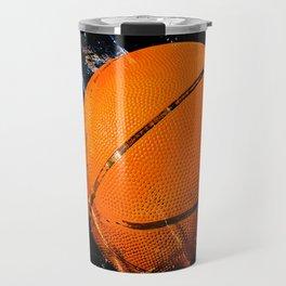 Basketball art cx 7 Travel Mug