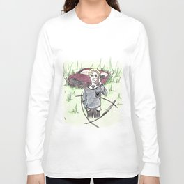 The Smudgy One Long Sleeve T-shirt