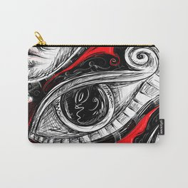 The Red tears  Prints Carry-All Pouch