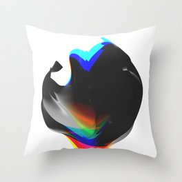 Transcendent (6/8/16) Throw Pillow