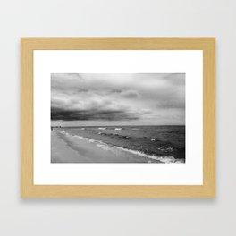 In The Deep Framed Art Print