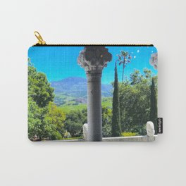 Moroccan Arches Carry-All Pouch