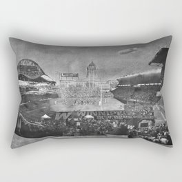 GO BOMBERS Rectangular Pillow