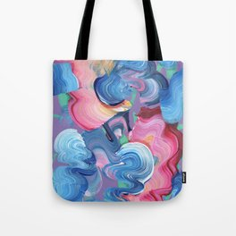 Abstraction #3 Tote Bag