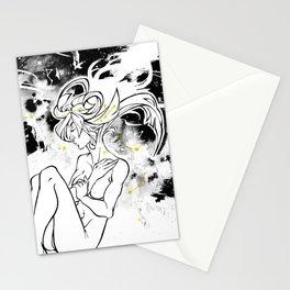 Inktober : Galaxy Stationery Cards
