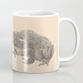 Naturalist Frogs Coffee Mug