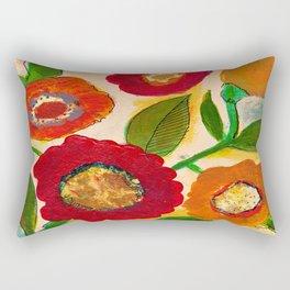 park flower3 Rectangular Pillow