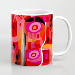 Zacatecas (Wide) Coffee Mug