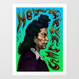 Hot Tamales!!!!! Art Print