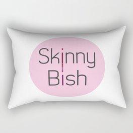 Skinny Bish Rectangular Pillow
