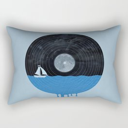 Songs for the Sea Rectangular Pillow
