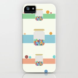 Jar of sweets iPhone Case