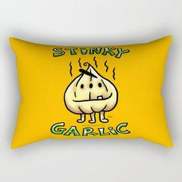 Stinky Garlic! Rectangular Pillow