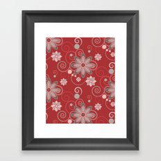 Tea Time Framed Art Print