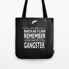 As Far Back As I can Remember Tote Bag