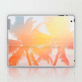 Tropicana seas - sundown Laptop & iPad Skin