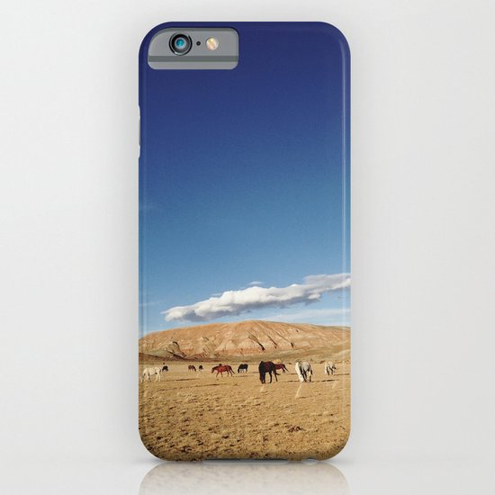 Dubois Grazers iPhone & iPod Case