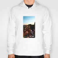 las vegas Hoodies featuring Las Vegas by Natasha Jones