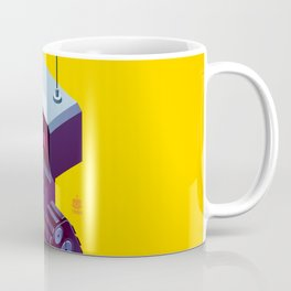 Charlie the Droid Coffee Mug