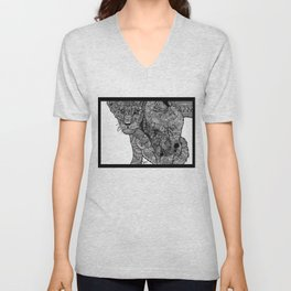 A Mother's love Unisex V-Neck