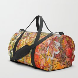Snapdragons Duffle Bag