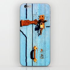 Locked iPhone & iPod Skin