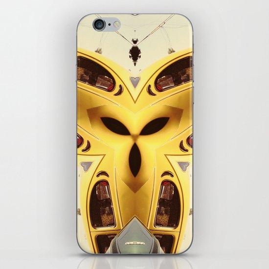 Serie Klai 013 iPhone & iPod Skin