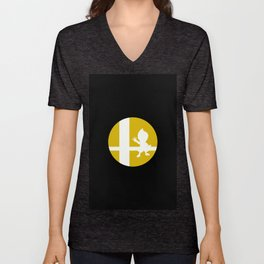 Super Smash Bros Unisex V-Neck