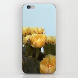 Prickly Pear #3 iPhone Skin