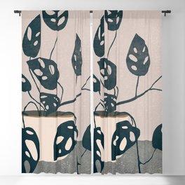 Plant 10 Blackout Curtain