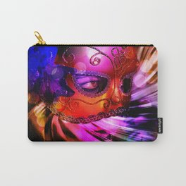 Mardi Gras Carry-All Pouch