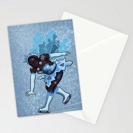 January Fairy Stationery Cards