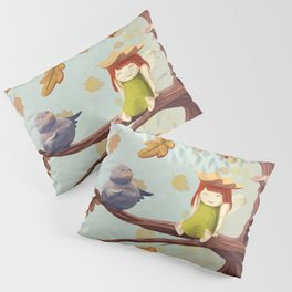 Leafed Pillow Sham
