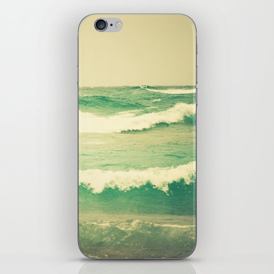 Sea Glass iPhone & iPod Skin