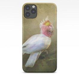 Major Mitchell's Cockatoo iPhone Case