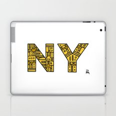 SNOW NY - PM Laptop & iPad Skin