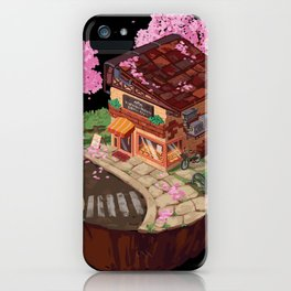 Japanese Bakery iPhone Case