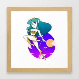 LUM Framed Art Print