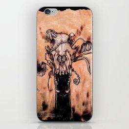 Gasoline iPhone Skin